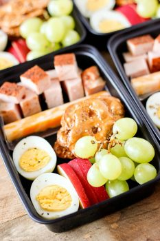 Make Ahead Deli Style Protein Box